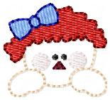 Raggy Annie Embroidery File