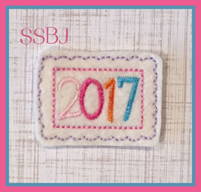 SSBJ 2017 New Years Scallop Embroidery File