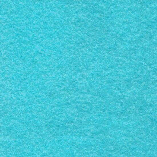 *Alluring Aqua Wool Blend Felt