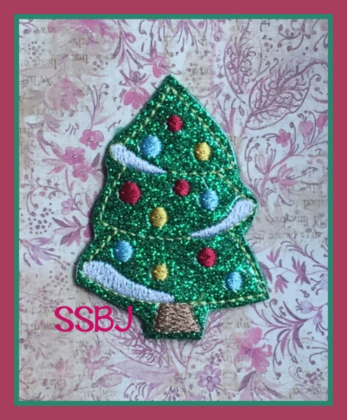 SSBJ Angelic Tree Embroidery File