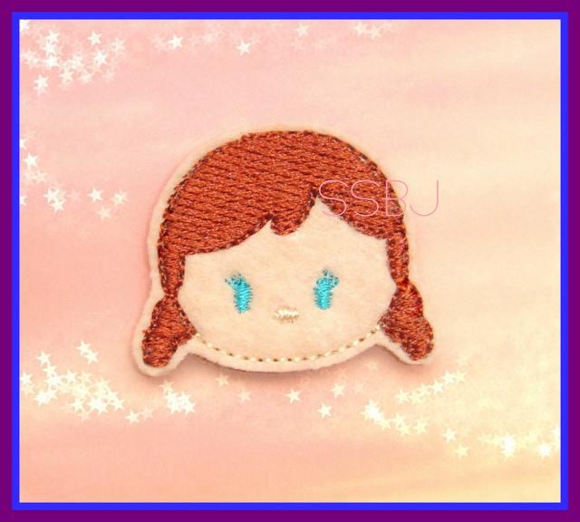 Tum Anna Embroidery File