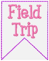 SSBJ Banner Planner Embroidery File-Field Trip