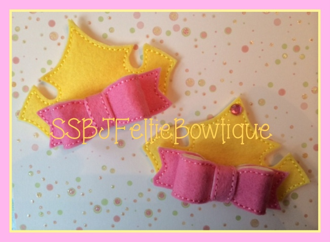 SSBJ Beauty Tiara Bow