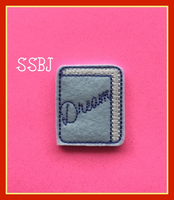SSBJ Beauty Book-Dream Embroidery File
