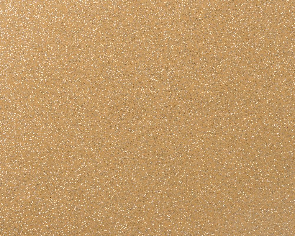 Gingerbread Beige Sparkle Vinyl
