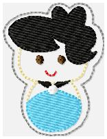 Bettie Rubs Embroidery File