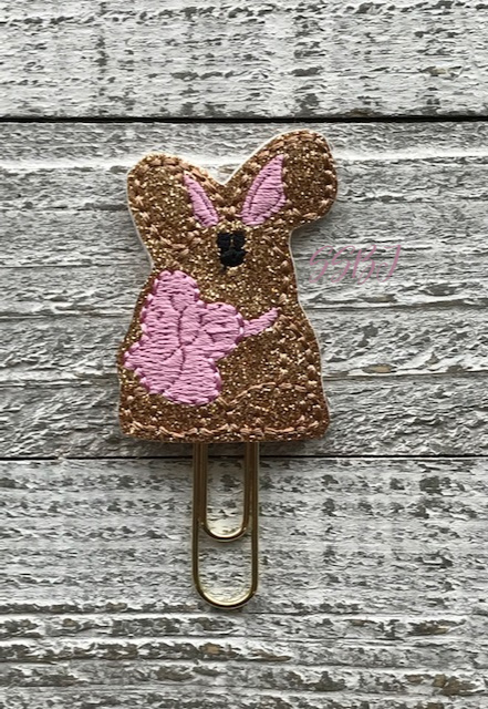 SSBJ Big Bow Bunny Embroidery File