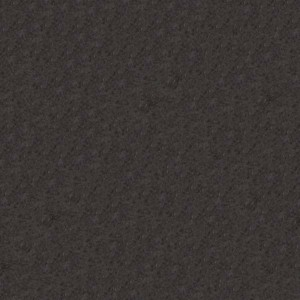 Black Wool Blend Felt