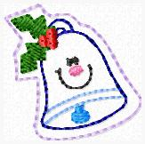 Bonnie Bell Embroidery File