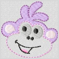 Boots Embroidery File