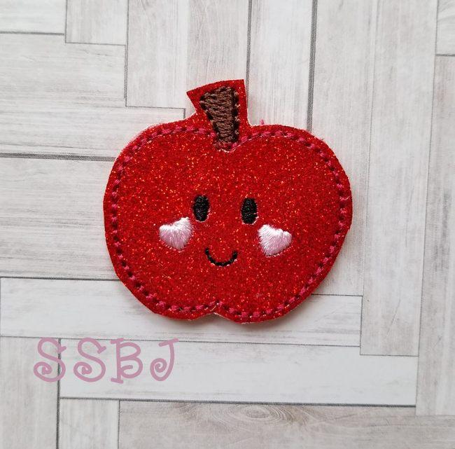 SSBJ Breakfast Cutie Apple Embroidery File