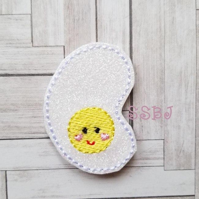 SSBJ Breakfast Cutie Egg Embroidery File