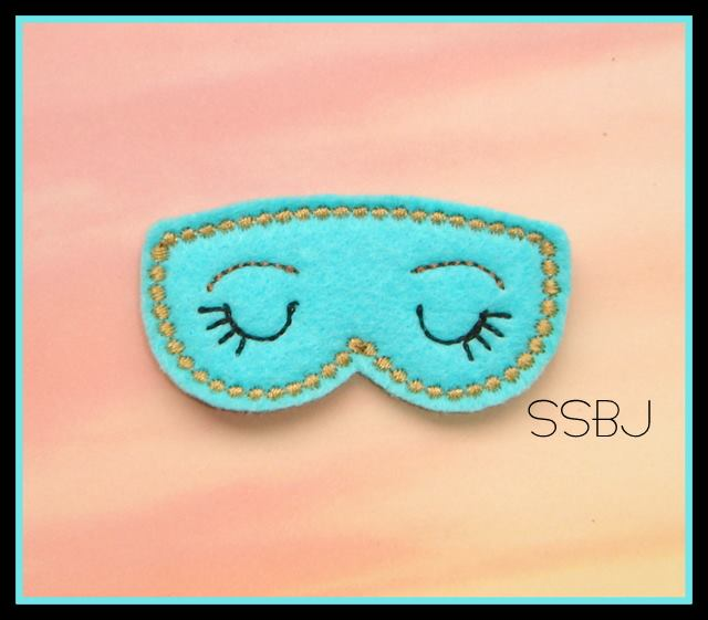 SSBJ Breakfast Chic Embroidery File MASK