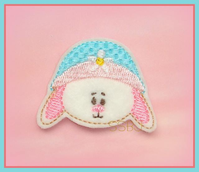 Bunny Bonnet Embroidery File