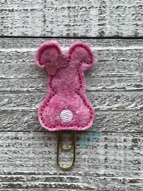 SSBJ Bunny Back Embroidery File
