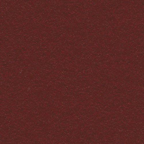 Burgundy Wool Blend Felt