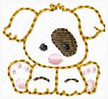 Buster Embroidery File