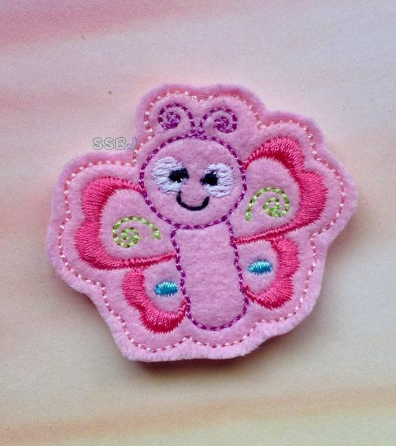 Bitty Bug 1 Embroidery File