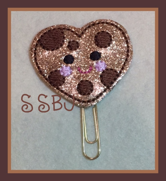 SSBJ Heart Cookie Embroidery File