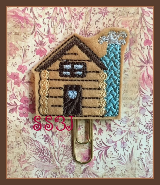 SSBJ Cabin Embroidery File