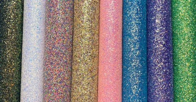 Carnival Chunky Glitter Vinyl