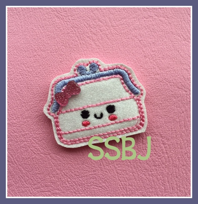 SSBJ Vintage Change Purse Embroidery File