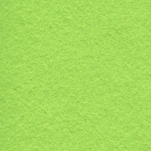 *Chartreuse Wool Blend Felt