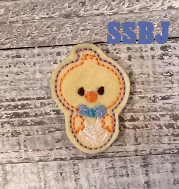 SSBJ Chickn Hatch Embroidery File