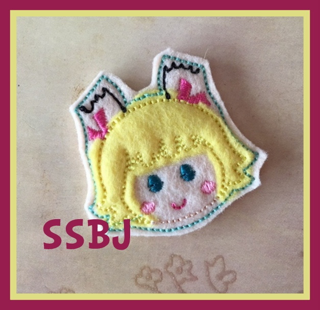 SSBJ Cindy Lou 2 Embroidery File