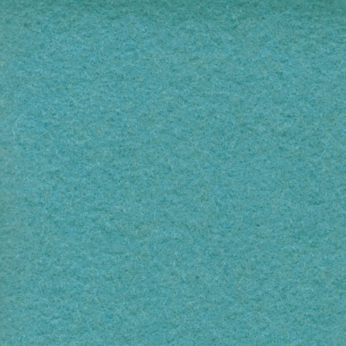 *Columbia Blue Wool Blend Felt