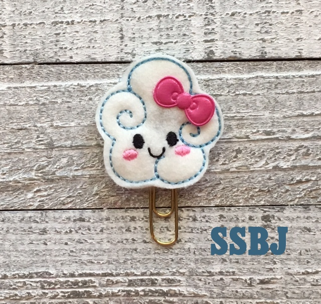 SSBJ Spa Supply Cotton Ball Embroidery File