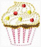 RR Cutie Cupcake Embroidery File
