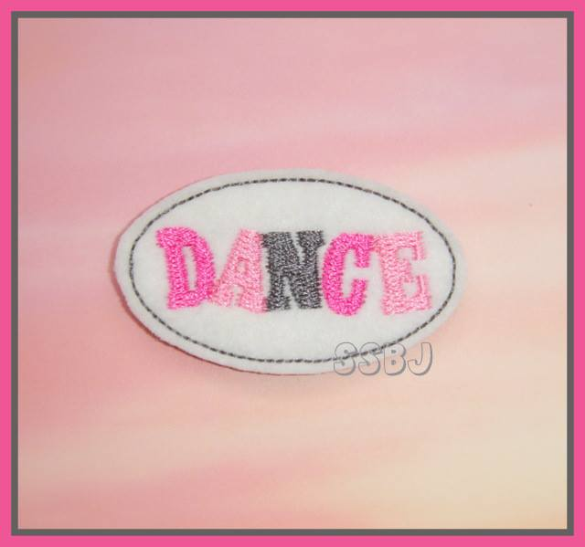 LBS Dance Embroidery File
