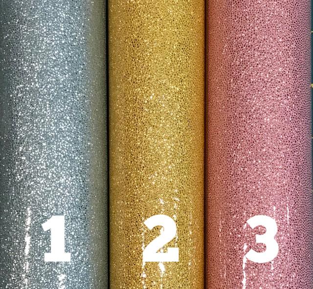 12x54 Diamond Mine Glitter Embroidery Vinyl