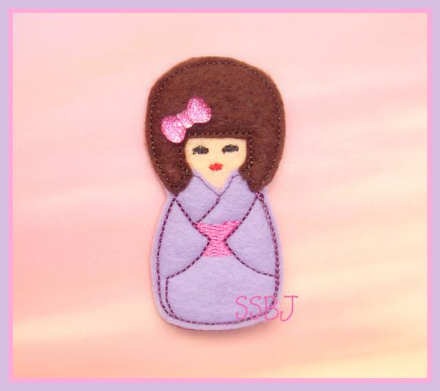 Dolls 1 Embroidery File