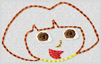 Dora Embroidery File
