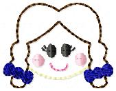 Dorothy LaLa Embroidery File