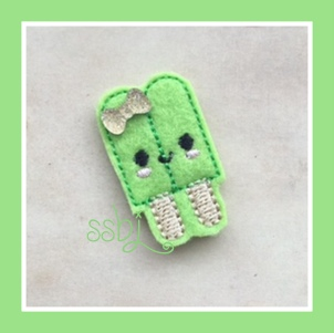 SSBJ Double Pop Embroidery File
