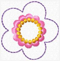 SSBJ Easter Flower Embroidery File