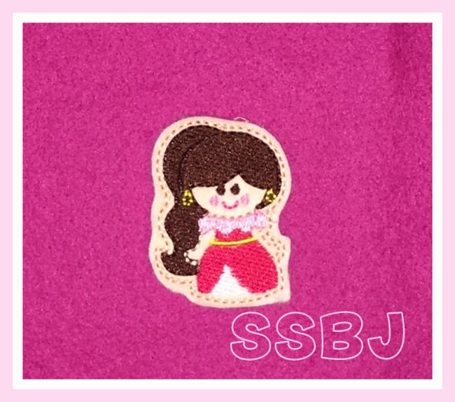 SSBJ Elena Embroidery File