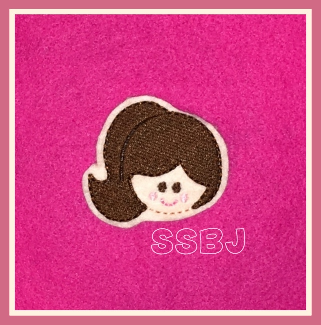 SSBJ Princess Elena FACE Embroidery File