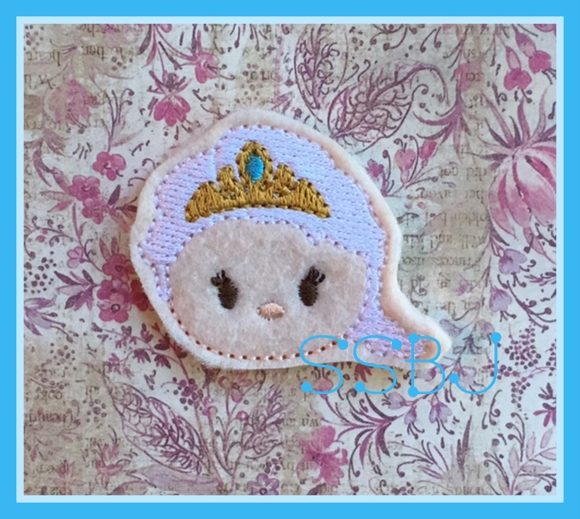 SSBJ Tum Elsa Embroidery File