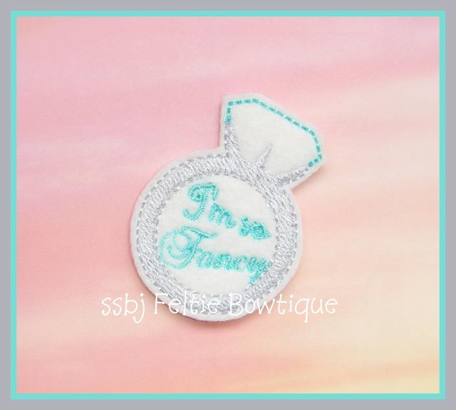 Fancy Ring Embroidery File