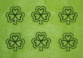 Shamrock Felties