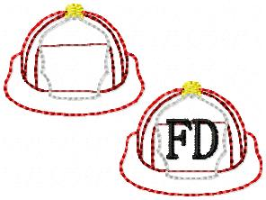 Firehat Embroidery File