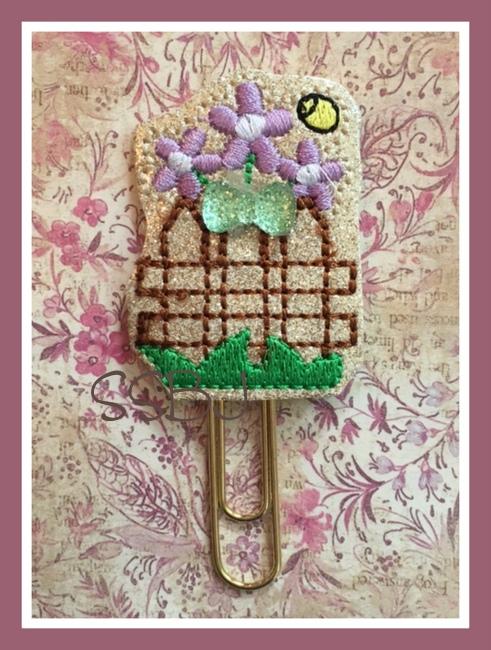 SSBJ Flower Garden Embroidery File