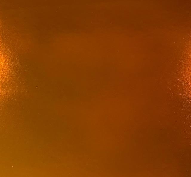 Orange Foil Embroidery Vinyl