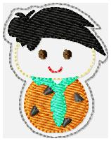 Freddie Flint Embroidery File