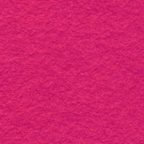 Fuchsia Wool Blend Felt