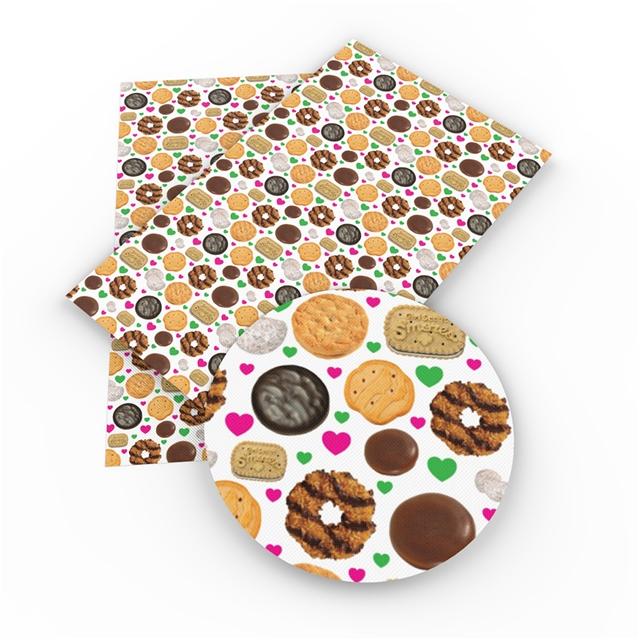 GS Cookie Printed Vinyl